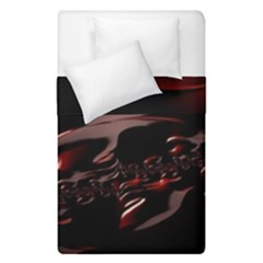 Fractal Mathematic Sabstract Duvet Cover Double Side (single Size)