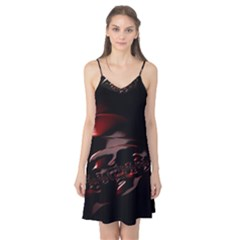 Fractal Mathematic Sabstract Camis Nightgown