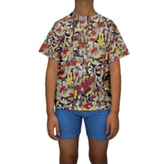 My Fantasy World 38 Kids  Short Sleeve Swimwear