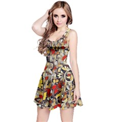 My Fantasy World 38 Reversible Sleeveless Dress