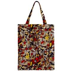 My Fantasy World 38 Zipper Classic Tote Bag