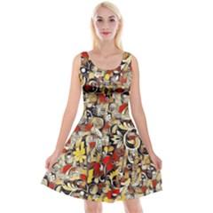 My Fantasy World 38 Reversible Velvet Sleeveless Dress