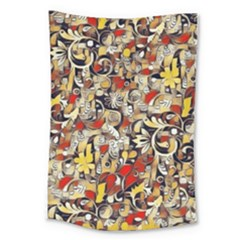 My Fantasy World 38 Large Tapestry