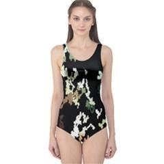 Spot Camuflase Armi One Piece Swimsuit