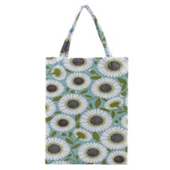 Sunflower Flower Floral Classic Tote Bag