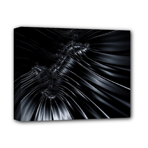 Fractal Mathematics Abstract Deluxe Canvas 14  X 11