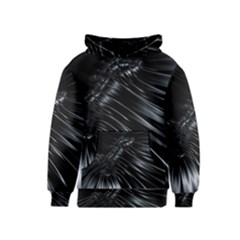 Fractal Mathematics Abstract Kids  Pullover Hoodie