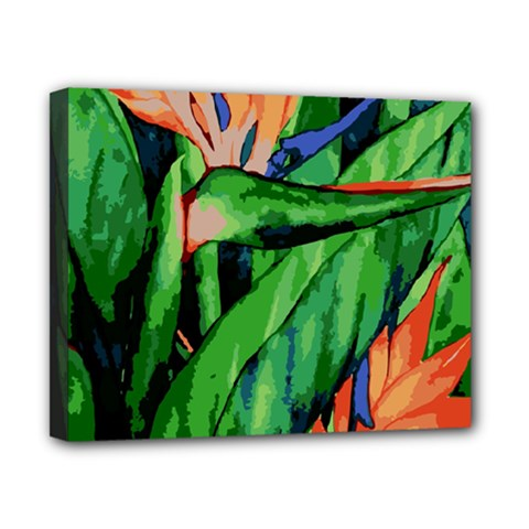 Flowers Art Beautiful Canvas 10  X 8