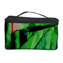 Flowers Art Beautiful Cosmetic Storage Case