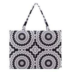 Pattern Tile Seamless Design Medium Tote Bag