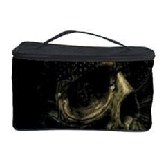 Skull Fantasy Dark Surreal Cosmetic Storage Case