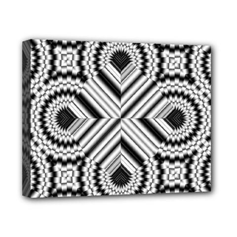 Pattern Tile Seamless Design Canvas 10  x 8