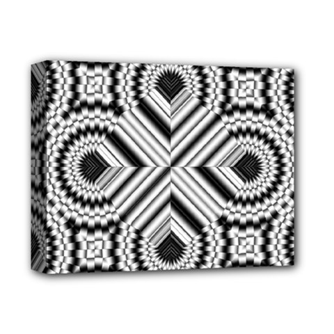 Pattern Tile Seamless Design Deluxe Canvas 14  X 11