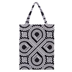 Pattern Tile Seamless Design Classic Tote Bag
