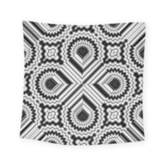 Pattern Tile Seamless Design Square Tapestry (small)