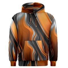 Fractal Structure Mathematic Men s Pullover Hoodie