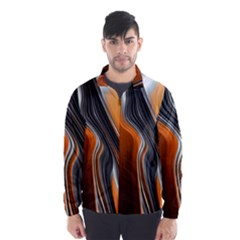 Fractal Structure Mathematic Wind Breaker (men)