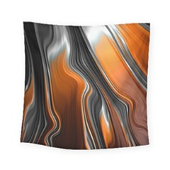 Fractal Structure Mathematic Square Tapestry (small)