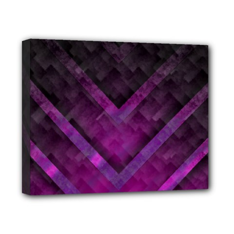 Purple Background Wallpaper Motif Design Canvas 10  X 8