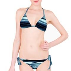 Texture Fractal Frax Hd Mathematics Bikini Set