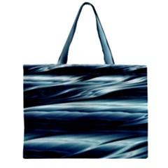 Texture Fractal Frax Hd Mathematics Zipper Mini Tote Bag