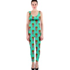 Jellyfish Large Onepiece Catsuit