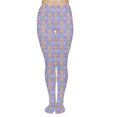 Tropical Fish Blue Women s Tights