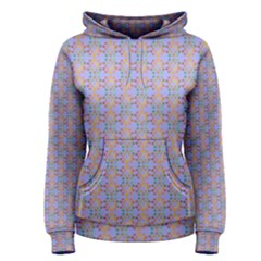 Tropical Fish Blue Women s Pullover Hoodie