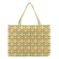 Tropical Fish Yellow Medium Tote Bag