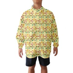 Tropical Fish Yellow Wind Breaker (kids)