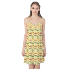 Tropical Fish Yellow Camis Nightgown