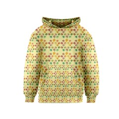 Tropical Fish Yellow Kids  Pullover Hoodie