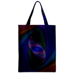 Ellipse Fractal Computer Generated Classic Tote Bag