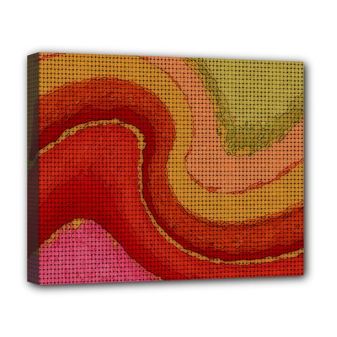Candy Cloth Deluxe Canvas 20  X 16