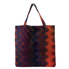 Extensions Grocery Tote Bag