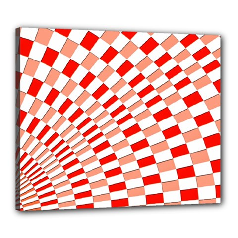 Graphics Pattern Design Abstract Canvas 24  X 20