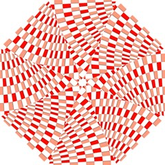 Graphics Pattern Design Abstract Folding Umbrellas