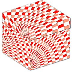 Graphics Pattern Design Abstract Storage Stool 12