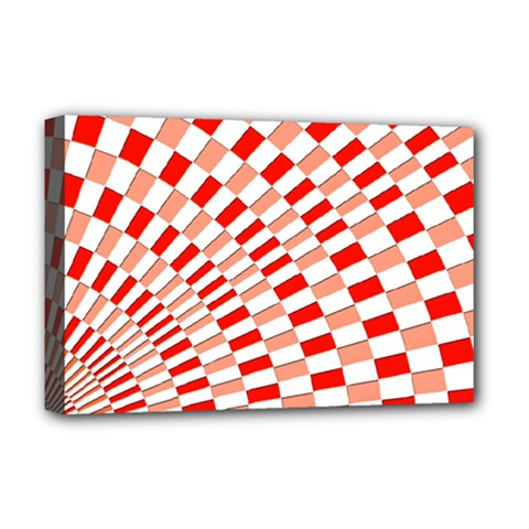 Graphics Pattern Design Abstract Deluxe Canvas 18  X 12