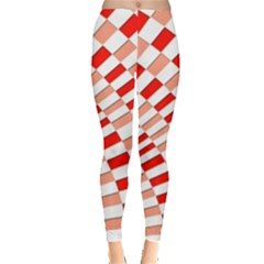 Graphics Pattern Design Abstract Leggings
