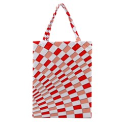 Graphics Pattern Design Abstract Classic Tote Bag