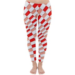 Graphics Pattern Design Abstract Classic Winter Leggings