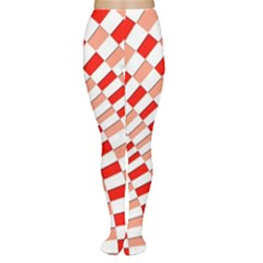 Graphics Pattern Design Abstract Women s Tights