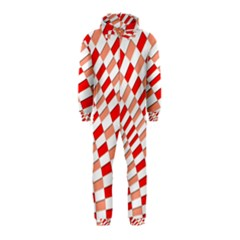 Graphics Pattern Design Abstract Hooded Jumpsuit (kids)