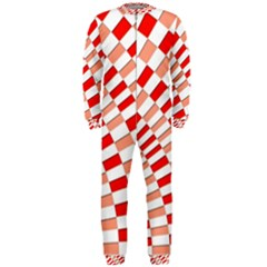 Graphics Pattern Design Abstract OnePiece Jumpsuit (Men)