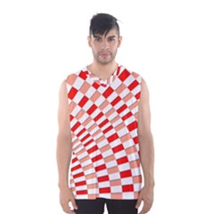 Graphics Pattern Design Abstract Men s Basketball Tank Top