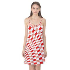 Graphics Pattern Design Abstract Camis Nightgown