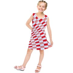 Graphics Pattern Design Abstract Kids  Tunic Dress
