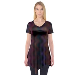 Extensions Short Sleeve Tunic