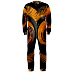 Fractal Mathematics Abstract Onepiece Jumpsuit (men)